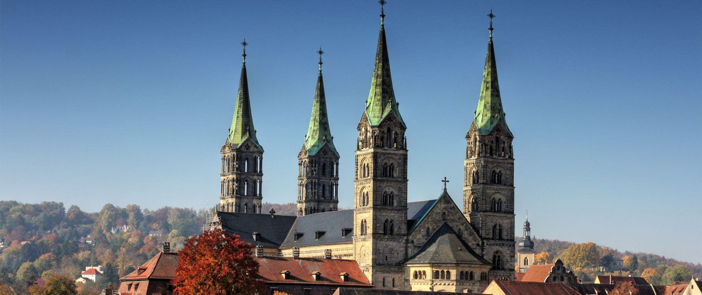 Frankens Kirchen und Burgen